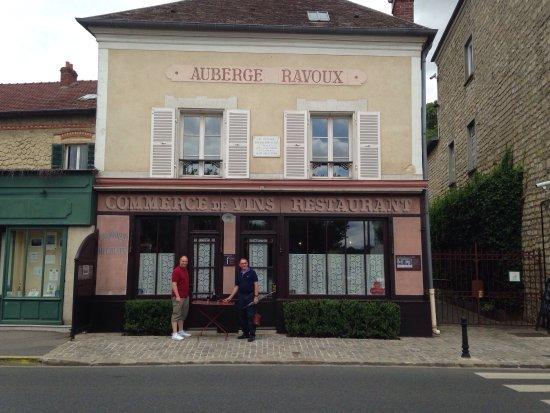 Absinthe auberge ravoux dite maison de van gogh for Auberge ravoux maison van gogh