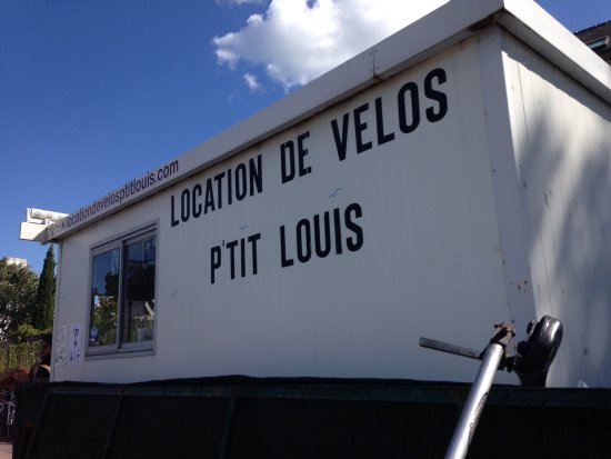 Location de Velo P'tit Louis