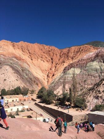 Cerro de los Siete Colores (Berg der sieben Farben): 7 colores