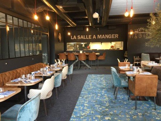 La salle a manger photo de la salle a manger laon for Restaurant la salle a manger 75015