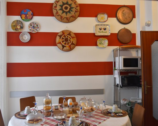 B&B Alba Mare : cucina