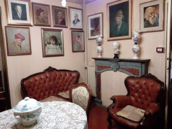 Fivizzano, Itália: Salotto