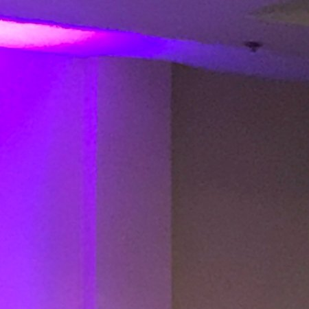 Ramada Sioux Falls Airport Hotel & Suites: The silhouette of the colors throughout the banquet Hal