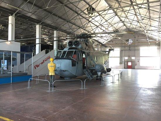 Volandia Parco e Museo del Volo Malpensa: Area ala rotante