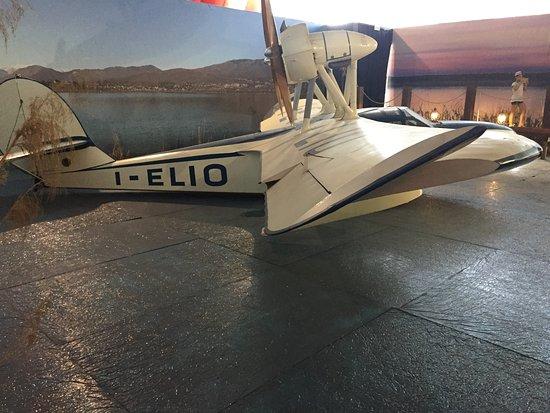 Volandia Parco e Museo del Volo Malpensa: Padiglione ala fissa
