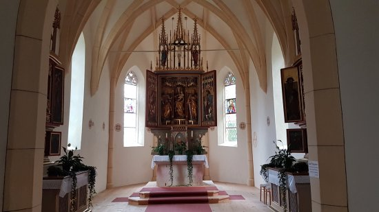 Lavant, Австрия: Innenraum der Kapelle