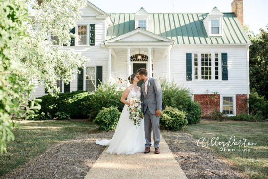 Victoria, VA: The Bride & Groom- Photo courtesy of Ashley Dorton Photography