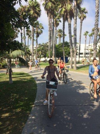 Le Meridien Delfina Santa Monica: Hotel bike
