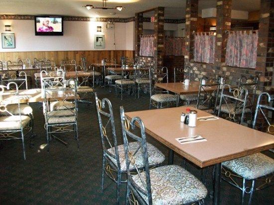 Chetwynd, Kanada: Stagecoach Restaurant