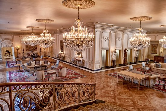 The Westgate Hotel: Grand Lobby