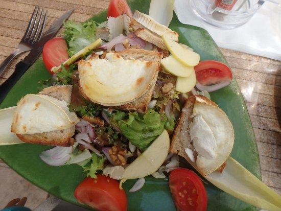 Tutti Frutti: Salade paysanne