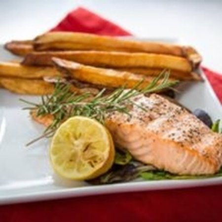 Tryon, Carolina del Norte: Salmon
