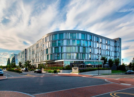 Window View - Picture of Courtyard by Marriott Philadelphia South at The Navy Yard - Tripadvisor