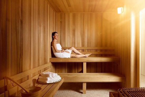 The Westgate Hotel: Sauna