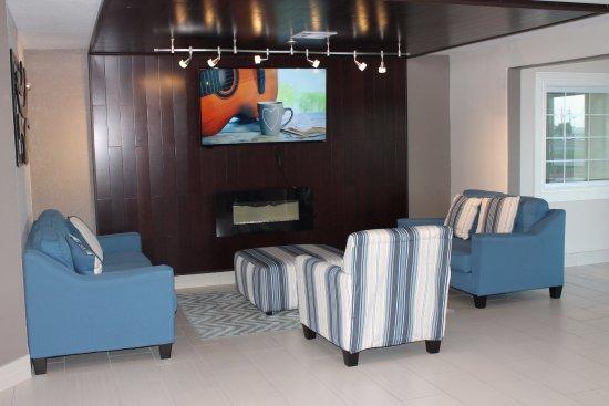 Port Arthur, تكساس: Lobby Sitting Area