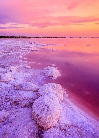 Las Salinas De Torrevieja Pink Salt Lake