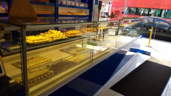 Ilford, UK: Sweets