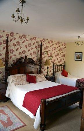 Lochearnhead, UK: What a wonderful room!