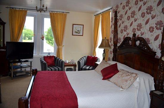 Lochearnhead, UK: So much room!