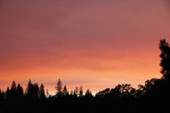 โกรฟแลนด์, แคลิฟอร์เนีย: sunset
