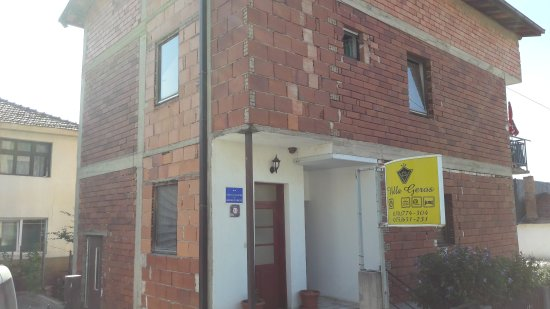Trpejca, Makedonia: Villa Geros