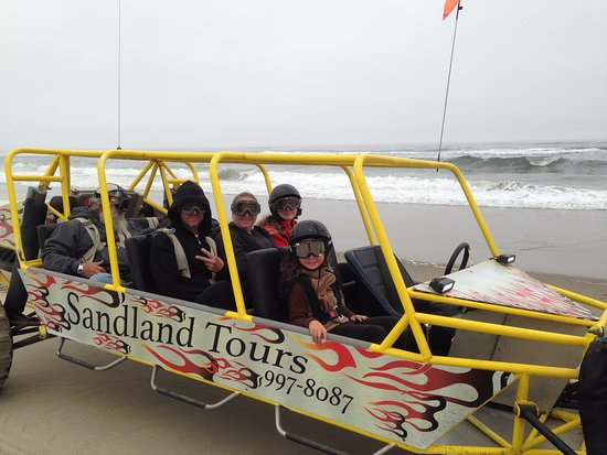 Sandland Adventures: whahoooo!