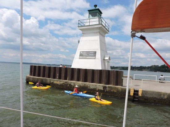 Port Dover, Canada: Lighthouse