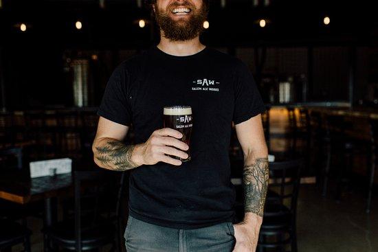 Salem Ale Works, drink local!