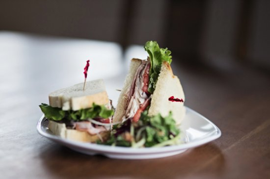Othello, WA: Club Sandwich
