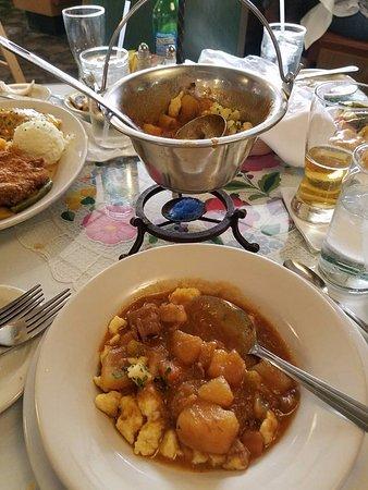 Southgate, MI: Hungarian goulash , yummy