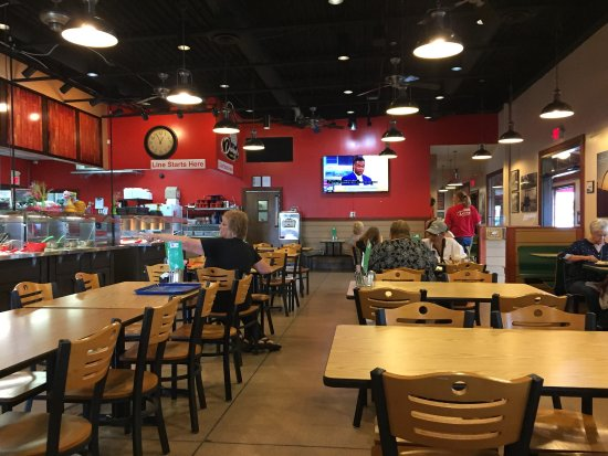 New Albany, Indiana: Daisy's Country Cooking
