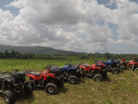Hopkins, Belize : ATV tour