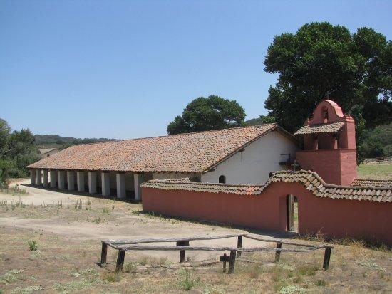 Lompoc, CA: La Purisima Mission Church