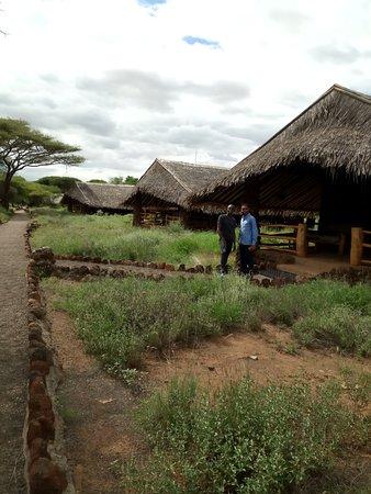 Kibo Safari Camp: Accomodation