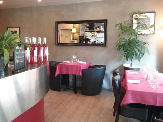 restaurant le bistrot gourmet dans rouen avec cuisine fran aise. Black Bedroom Furniture Sets. Home Design Ideas