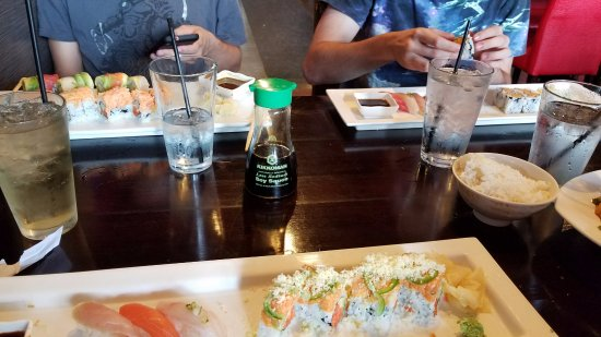 Plymouth, MN: sushi