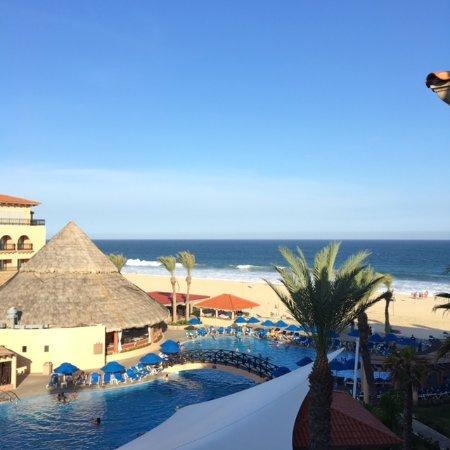 Royal Solaris Los Cabos: Beautiful Sunny Morning