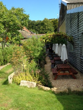 Newchurch, UK : A view of the grounds