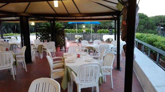 Terrazza Superiore Per Cerimonie E Feste Private Foto Di