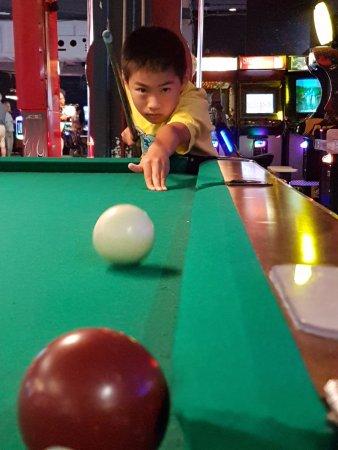 Abbotsford, Canada: Billiards - $1.50/game