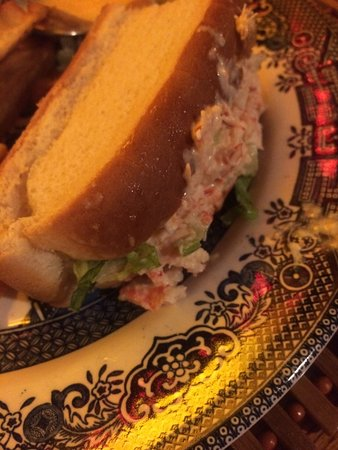 Montgomery Center, VT: Lobster BLT