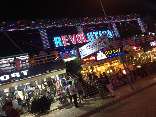 ‪Revolution Night Club‬