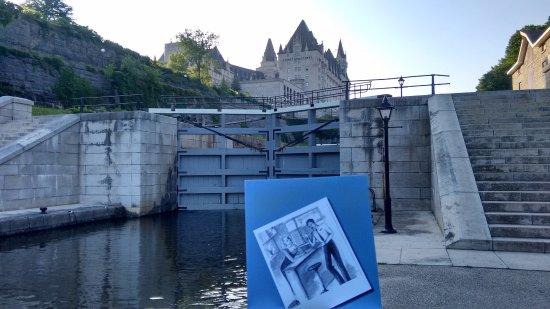 """Ottawa, Canada: """"Dood op de ijsbaan"""" klinkt spannend, niet waar?"""