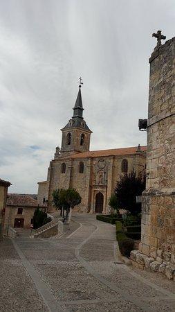 Iglesia de San Pedro, en Lerma