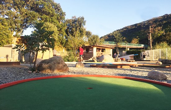 ‪Mini Golf de Tarco‬