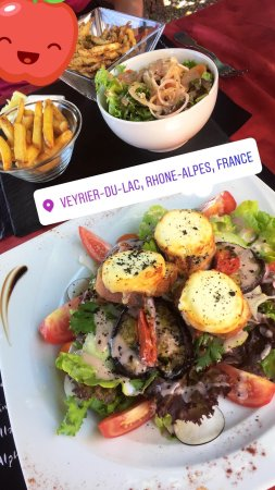 Veyrier-Du-Lac, France: Acacias