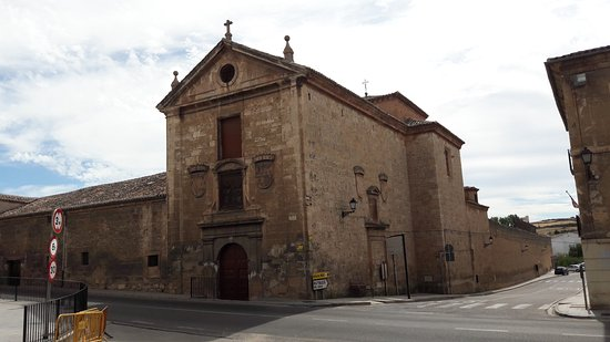 Monasterio Madre de Dios, en Lerma