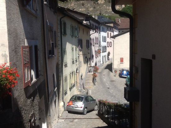 Saillon, Suiza: Farinet museum