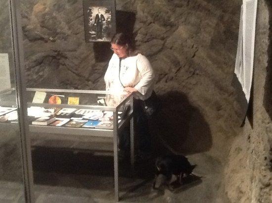 Saillon, Switzerland: Farinet museum