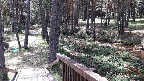 Quintanar de la Sierra, Spain: Nacimiento del Río Arlanza